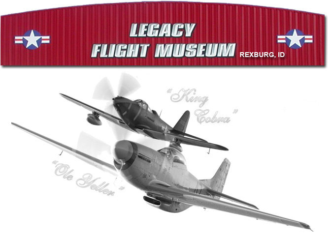 Rose Garden Page for the LEGACY FLIGHT MUSEUM